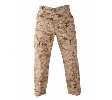 Брюки US морской пехоты marpat desert б/у