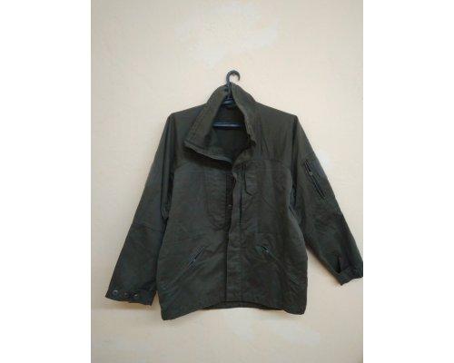 Куртка AT летняя хаки стоячий ворот б/у