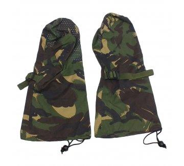 Чехлы GB на рукавицы Gore-Tex woodland новые