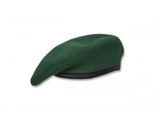 Берет BW зеленый б/у