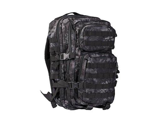 Рюкзак Mil-Tec тактический ночной питон новый Large 50 л