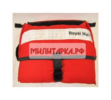 Сумка GB Royal Mail красная б/у