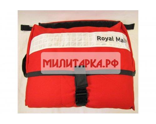 Сумка GB Royal Mail красная б/у