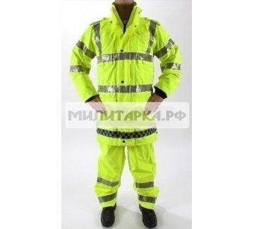 Куртка GB полицейская, Gore-Tex светоотражатели б/у