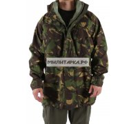 Куртка GB, триламинат, woodland б\у