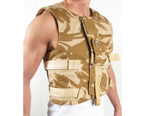 Безрукавка GB текстиль с сумками COVER BODY ARMOUR DDPM б\у