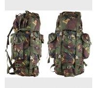 Рюкзак GB большой боевой woodland 60 л, б/у