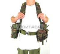 Разгрузка GB PLCE woodland ремни, сумки б\у