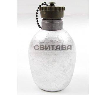 Фляжка AT металл чехол б/у