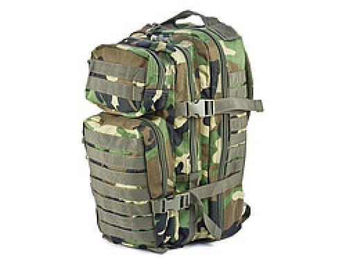 Рюкзак Mil-Tec тактический woodland новый Small