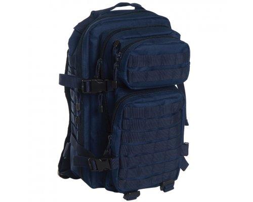 Рюкзак Mil-Tec тактический синий новый Small