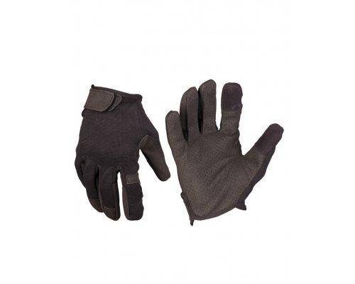 Перчатки Mil-Tec тактические черные