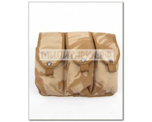 Подсумок GB Molle для 3 магазинов  DDPM б/у