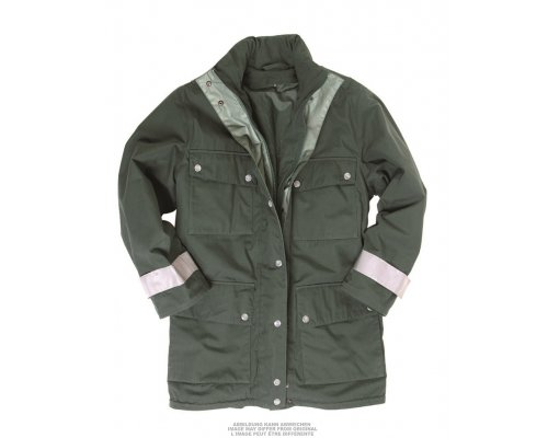 Куртка BW пограничной охраны Gore-Tex б/у
