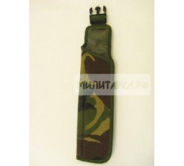Чехол GB для штык ножа, woodland текстиль новый