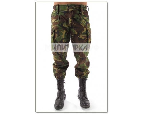 Брюки GB Trouser Combat усиленные DPM