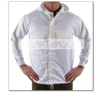 Чехол FR на куртку белый на липучке, б/у