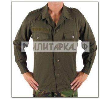 Рубашка AT смешаный материал новая