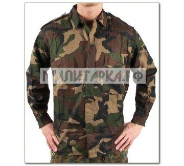 Рубашка HR woodland новая