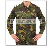 Рубашка NL woodland новая