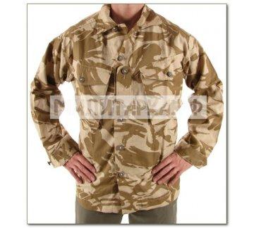 Рубашка GB, тропик, desert, легкая на пуговицах б/у
